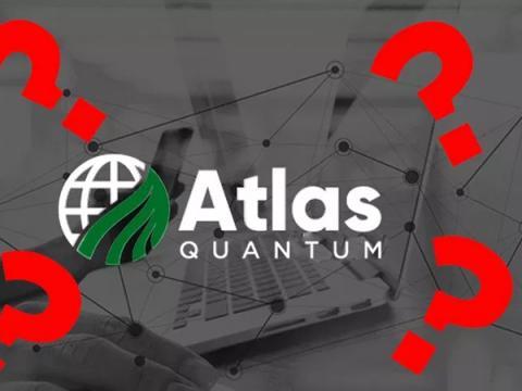 Вся база клиентов криптоплатформы Atlas Quantum была скомпрометирована