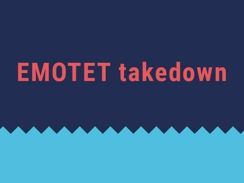 Ботнет Emotet потерял C2-серверы в результате трансграничной операции