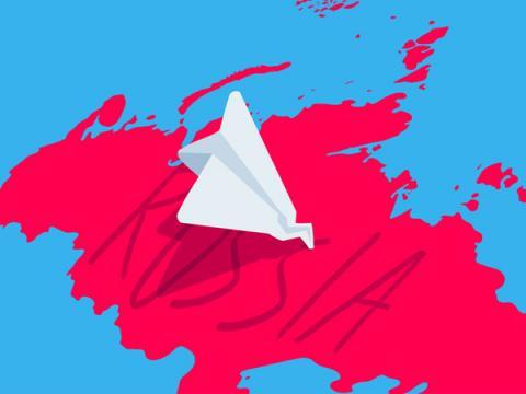 Роскомнадзор продолжит блокировать Telegram, не взирая на новые правила