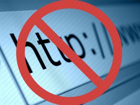 Блокировка сайтов за оправдание экстремизма может нарушить работу Сети