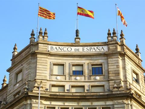 Знаменитые Anonymous привели к сбою в работе сайта Центробанка Испании