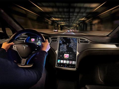 Ученые показали способ взлома автомобилей Tesla Model S