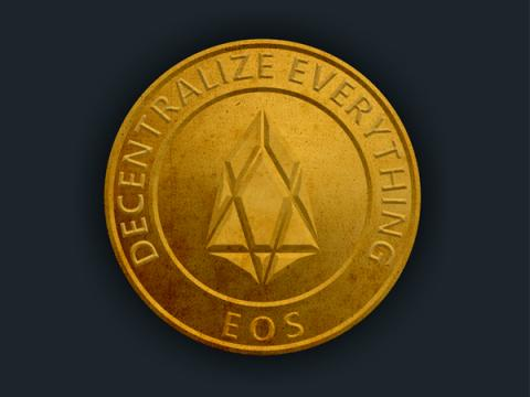 Кибермошенники заработали на фальшивых монетах EOS $58 000