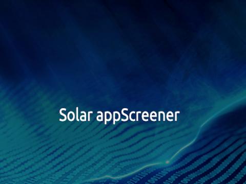 ФГУП Гамма использует SolarappScreener для сертификации по ФСТЭК России