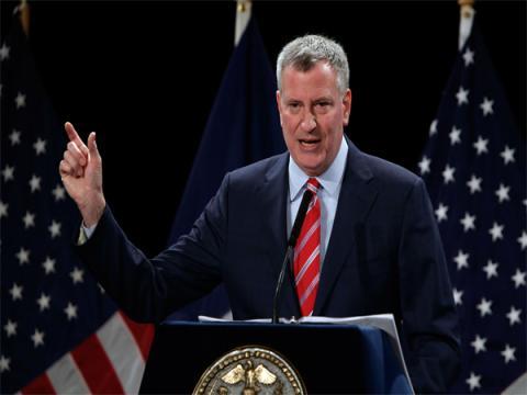 Мэр Нью-Йорка потратит $500 000 на защиту выборов от хакеров