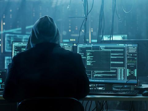 Хакеры оставили надпись Digital Resistance в выгрузке Роскомнадзора