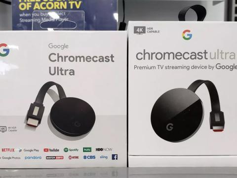 В Google Home и Chromecast обнаружена утечка местоположения