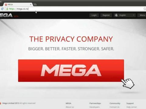 Учетные данные тысяч пользователей файлообменника Mega утекли в Сеть