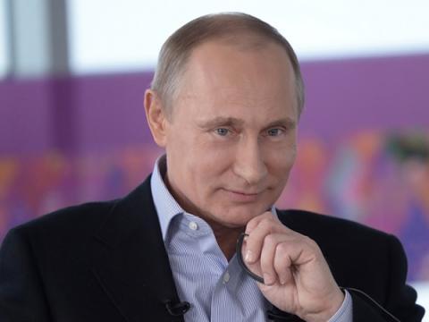 Путин призвал ФСБ защитить Россию от кибератак