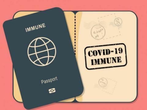 59% граждан выступают против введения COVID-паспортов в России