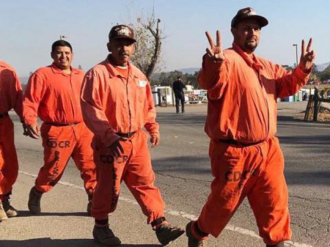 Американские заключенные похитили у тюрьмы $225 000