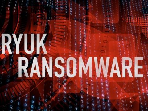 Вымогатель Ryuk обрел функции самораспространения по локальным сетям
