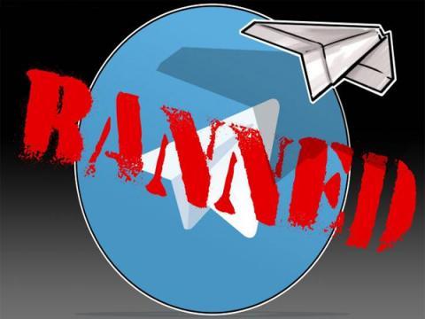 Глава Роскомнадзора оценил шансы полной блокировки Telegram в России
