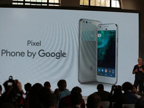 Pixel 2 теперь будет запрашивать пароль при обновлении и замене прошивки