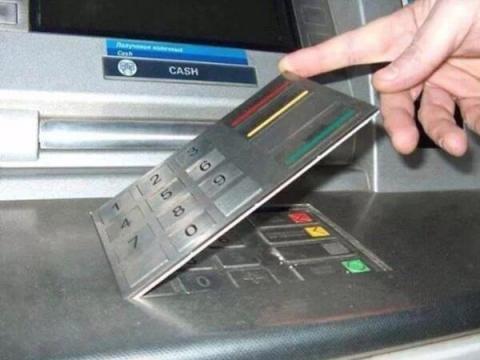 В Буденновске злоумышленник похитил 400 000 рублей, взломав банкомат