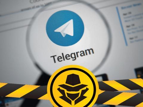 Похищающий сессии Telegram вредонос написан русским разработчиком
