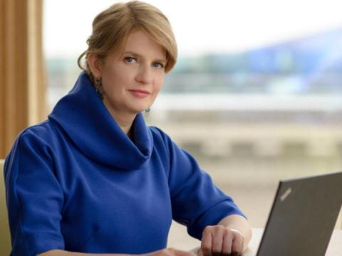 Наталья Касперская: Я вижу свою задачу в том, чтобы поддержать отрасль в целом
