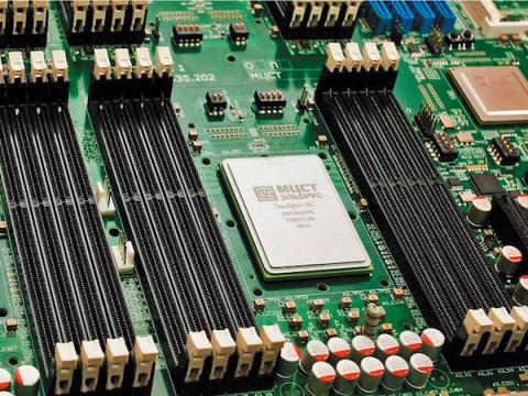 Первый российский суперкомпьютер хотят создать на базе Эльбрус