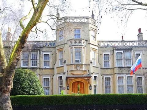 Посольство ответило на заявление Лондона об атаках российских хакеров