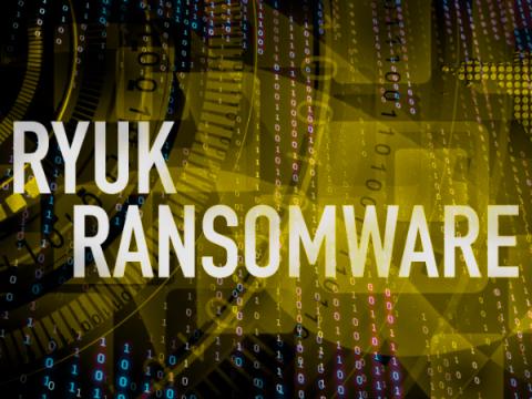 Операторы шифровальщика Ryuk развертывают его в сети за 2,5 дня