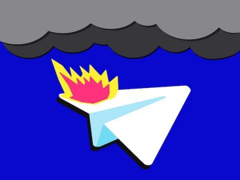BGP-атаки перехватывали трафик Telegram иранских пользователей