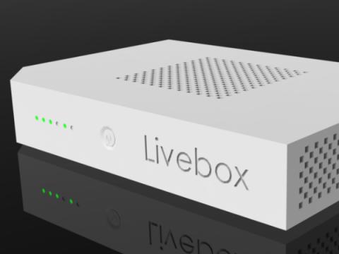 Модемы Orange LiveBox раскрывают SSID и пароль Wi-Fi в простом тексте