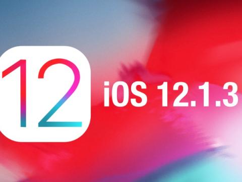 Новый апдейт iOS 12.1.3 устраняет брешь, используемую в реальных атаках