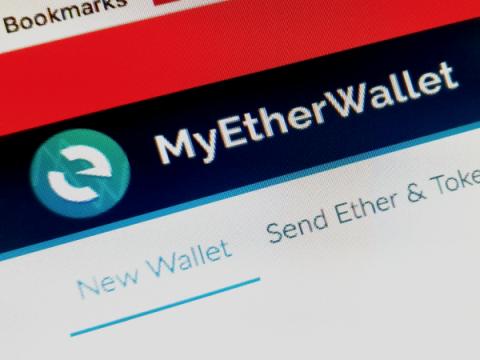 Пользователей кошелька MyEtherWallet атаковали фишинговыми рассылками