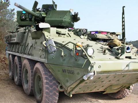 Кибероппонентам США удалось взломать БТР Stryker Dragoon