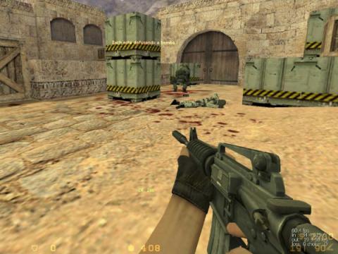 Новый троян использует уязвимость клиента Counter-Strike 1.6 для атаки