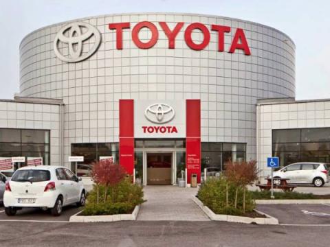 В Toyota подтвердили утечку данных 3,1 млн клиентов