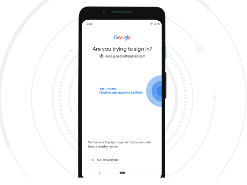 Google: Теперь Android-смартфон можно использовать как ключ для 2SV