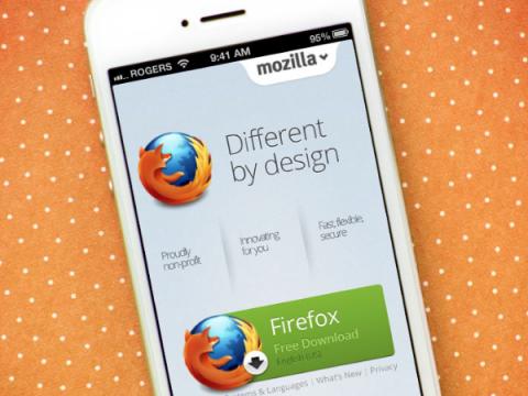 Mozilla просит Apple каждый месяц менять рекламные идентификаторы юзеров