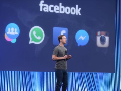 Facebook подает в суд на Rankwave за использование данных юзеров