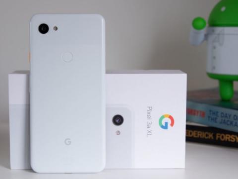 Google ошибочно отправила внутреннюю сборку пользователям Pixel