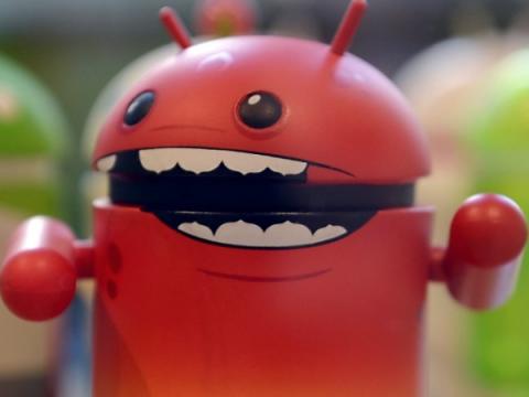 Android-игра в жанре хоррор крадет учетные данные от Google, Facebook