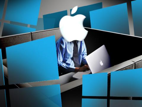 Microsoft заблокировала обновление Windows 10 1903 для старых Mac
