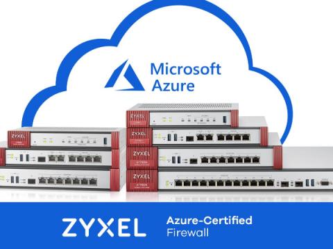 Zyxel ZyWALL получил сертификат совместимости с Microsoft Azure
