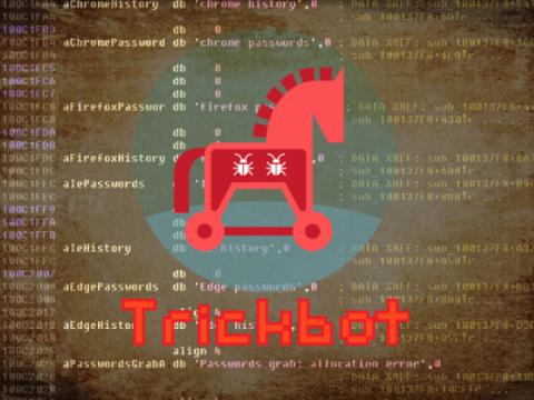 Новая версия банковского трояна TrickBot отключает Защитник Windows