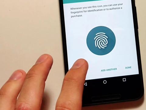 Юзеры Android теперь могут входить в сервисы Google с помощью отпечатка
