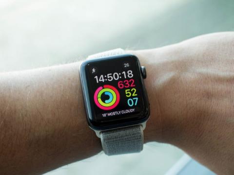Apple Watch в будущем смогут идентифицировать вас по коже запястья