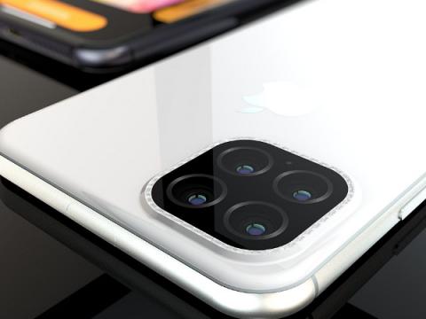 Apple может разместить сканер отпечатков в iPhone 2020 под дисплеем
