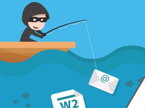Фишеры чаще используют бренды Microsoft, PayPal, DHL и Dropbox