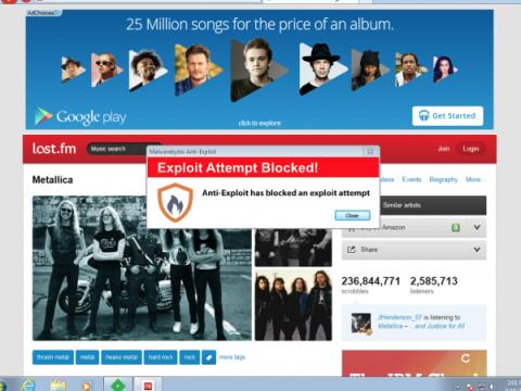 61% рекламных кампаний атаковали Windows, второе место — Chrome OS