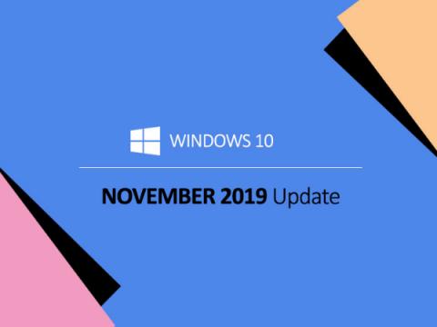 Microsoft начинает автоматически обновлять Windows 10 1809 до 1909