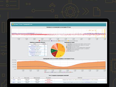 Обновлённый Периметр: обнаружение DDoS сократилось до нескольких секунд