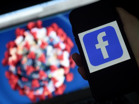 Facebook уведомит пользователей, столкнувшихся с фейками про COVID-19