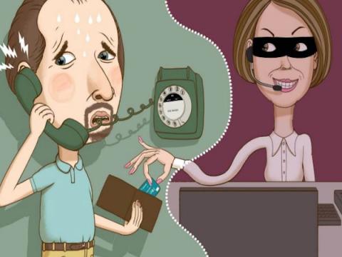 Первая неделя карантина в России увеличила мошеннические звонки на треть