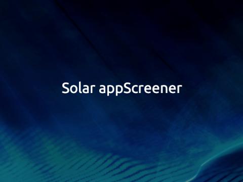 Вышел Solar appScreener 3.5 c поддержкой языка программирования Rust