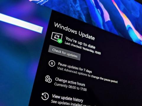 Microsoft изучает проблему BSOD с обновлением KB4549951 для Windows 10